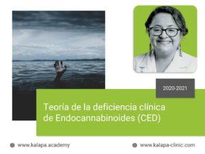 Portada curso online de Deficiencia clínica de endocannabinoides