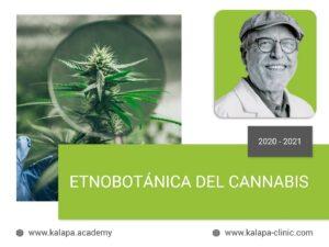 Portada curso online de Etnobotánica del cannabis